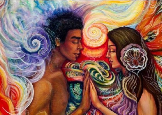 The Sacred Spirit & Sexuality