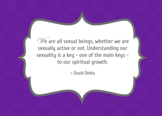 We are ALL Sexual Beings